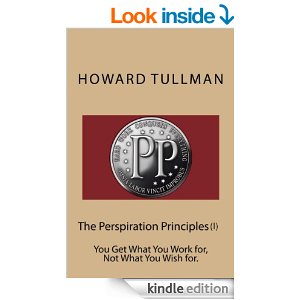 Howard Tullman Perspiration Principles
