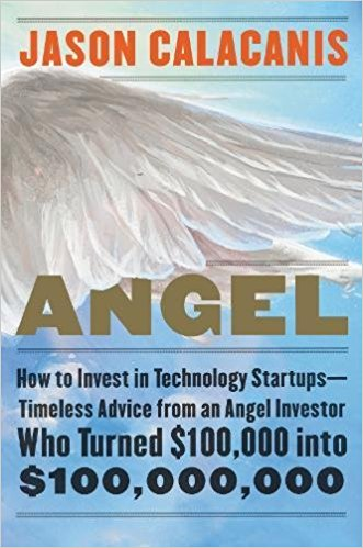 Jason Calacanis Angel Book