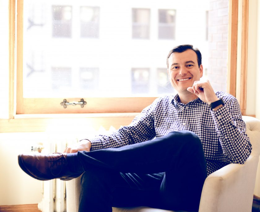 Nick Moran New Stack Ventures