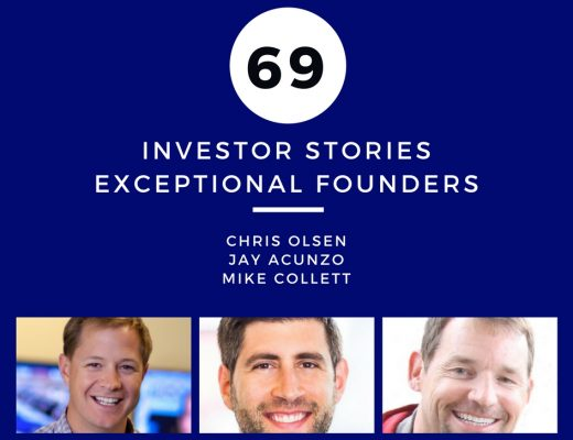 Exceptional Founders Chris Olsen Jay Acunzo Mike Collett
