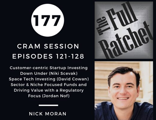 177. Cram Session, Episodes 121-128 (Nick Moran)