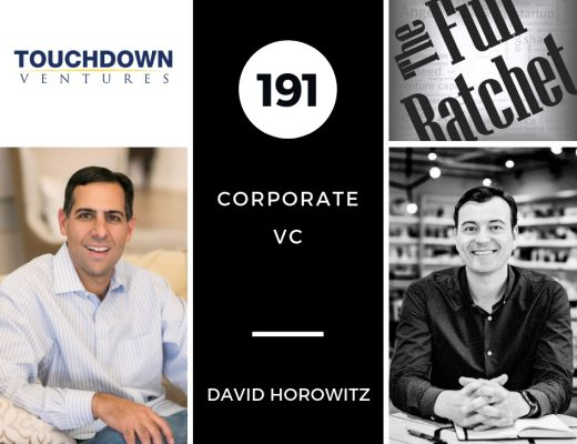 191. Corporate VC (David Horowitz)