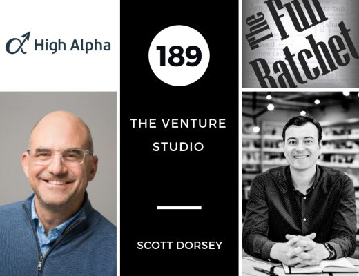 189. The Venture Studio (Scott Dorsey)