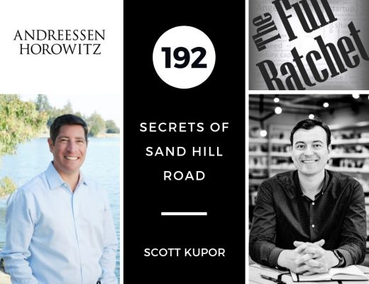 192. Secrets of Sand Hill Road (Scott Kupor)