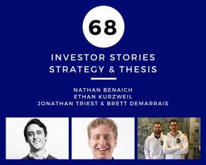 VC Investor Thesis and Strategy Nathan Benaich, Ethan Kurzweil, Jonathon Triest & Brett DeMarrais