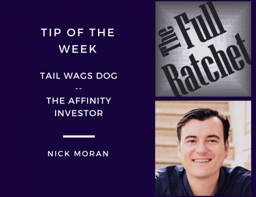 The Affinity Investor by Nick Moran