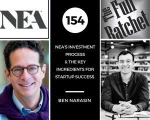 The Full Ratchet Ben Narasin