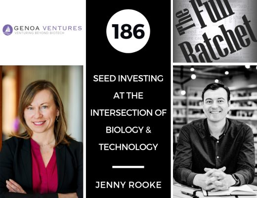 186. Seed Investing at the Intersection of Biology & Technology (Jenny Rooke)