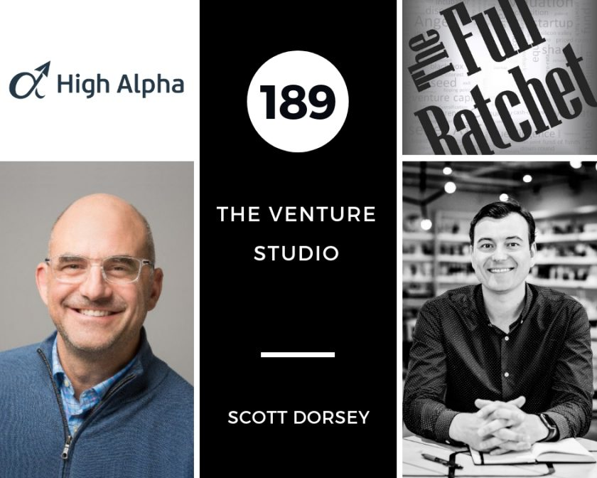 189. The Venture Studio (Scott Dorsey)