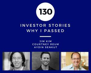 Investor Stories 130: Why I Passed (Kim, Reum, Senkut)