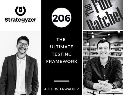206. The Ultimate Testing Framework (Alex Osterwalder)