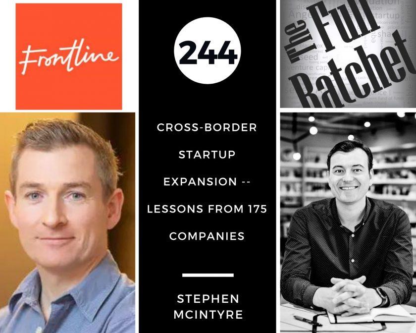 Cross Border Startup Expansion