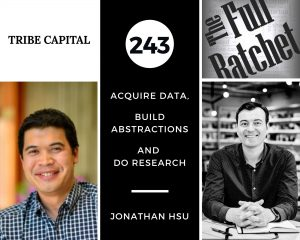 243. A Quantitative Approach to PMF, Tribe's Magic 8 Ball for Objective Evaluation, and Approaches to Reduce Talent Biases (Jonathan Hsu)