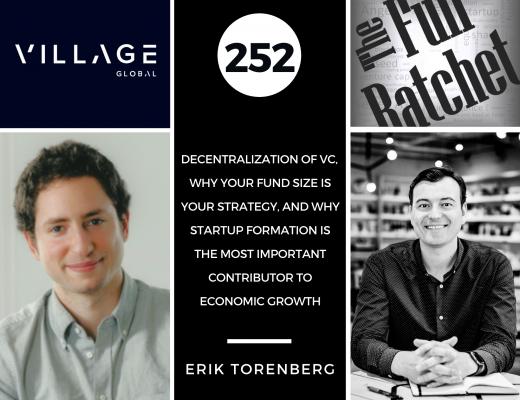 Erik Torenburg Village Global