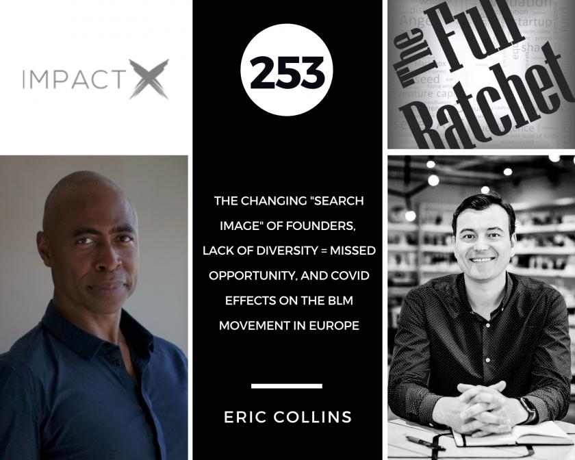 Eric Collins Impact X