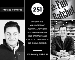 Full Ratchet Farooq Abbasi Preface Ventures