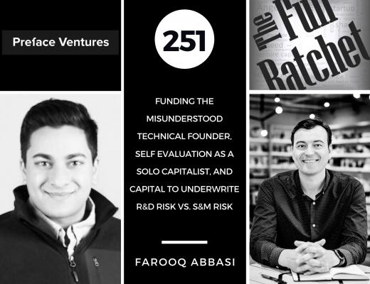 Full Ratchet Farooq Abbasi Preface Ventures