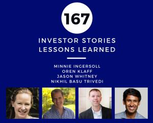 Ingersoll, Klaff, Whitney, Basu Trivedi Lessons Learned