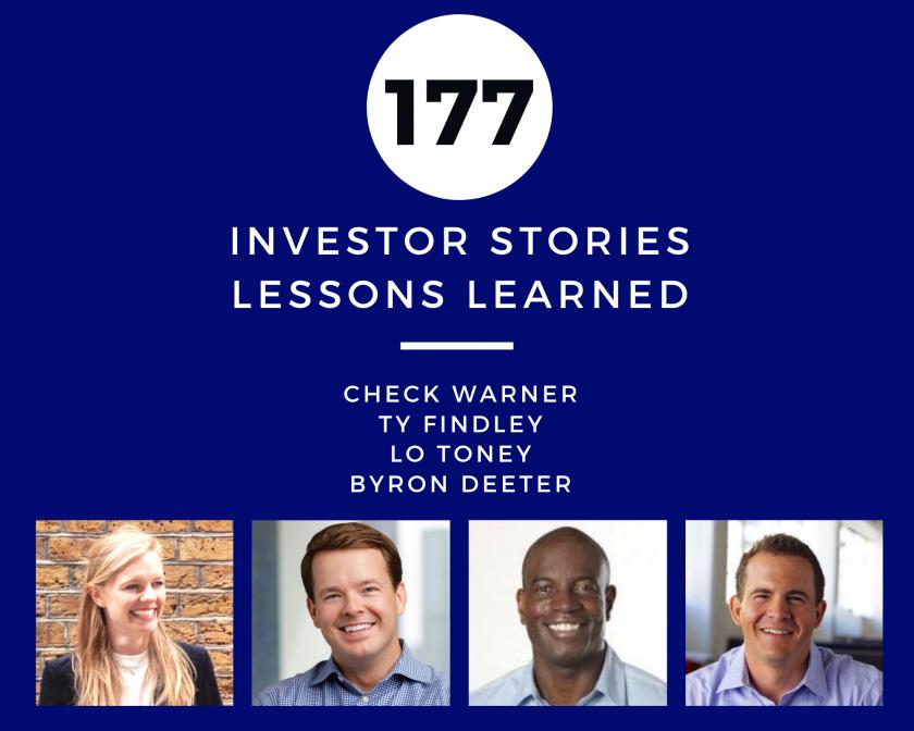 Investor StoWarner, Findley, Toney, Deeter