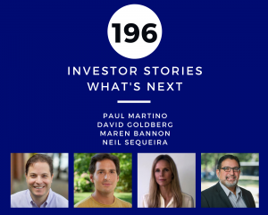 Investor Stories 197: Lessons Learned (Quinn, Bonatsos, Pezeshki, Carolan)