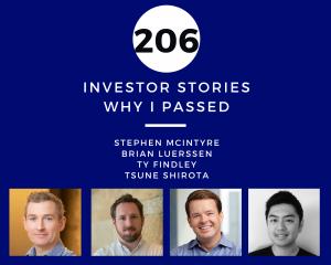 Investor Stories 206: What's Next (McIntyre, Luerssen, Findley, Shirota)